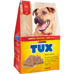 Photo of Tux Dry Dog Food Original Meaty 2.8kg