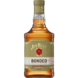 Photo of Jim Beam Bonded Bourbon
