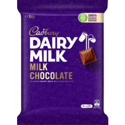 Photo of Cad Dairy Milk (Fair Trade)(R) 350gm