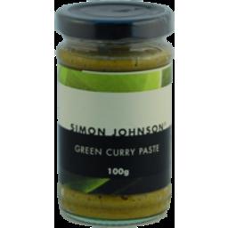 Photo of Simon Johnson Paste Curry Green 100g