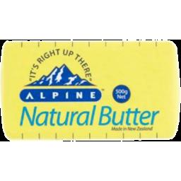 Photo of Alpine Butter 500g