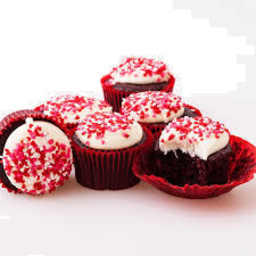 Photo of Couplands Red Velvet Cup-Cakes 6pk