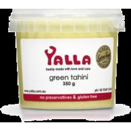 Photo of Yalla Green Tahini 350g