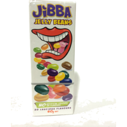 Photo of Jibba Jelly Beans 60gm