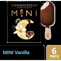 Photo of Connoisseur Mini Vanilla 6pk