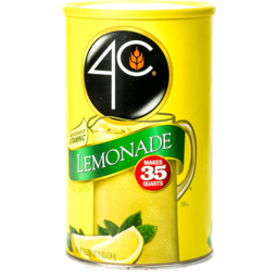 Photo of 4c Powdered Lemonade Mix