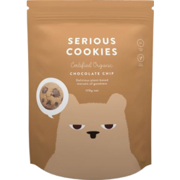 Photo of Serious Food Co Choc Chip Cookies