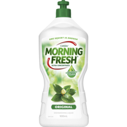 Photo of Morning Fresh Dishwashing Liquid Original 900ml