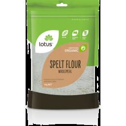 Photo of Lotus Flour - Spelt (Wholemeal)