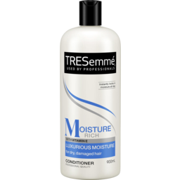 Photo of Tresemme Moisture Rich Conditioner, Vitamin E, For Dry Or Damaged Hair 900ml 900ml