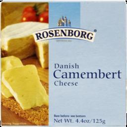 Photo of Rosenborg Camembert 125g
