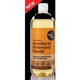 Photo of Simply Clean Dishwash Liquid - Mandarin 1l