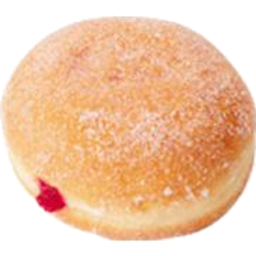 Photo of Cream & Jam Donuts Each