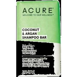Photo of Acure Coco/Arg Shampoo Bar 140gm
