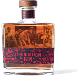 Photo of Prohibition Shiraz Barrel Gin
