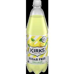 Photo of Kirks Sugar Free Lemon Squash Bottle Soft Drink 1.25l