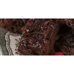Photo of Raspberry Brownie Slab