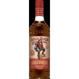 Photo of Captain Morgan Gingerbread Spiced