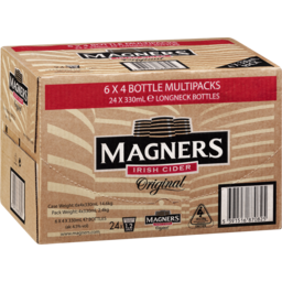 Photo of Magners Irish Cider Original Stubbies