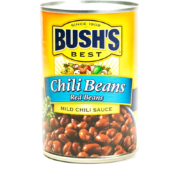 Photo of Bush's Best Chili Beans Red Beans Mild Chili Sauce
