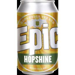 Photo of Epic Hopshine Pale Ale
