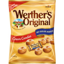 Photo of Werthers Original Sugar Free 60g