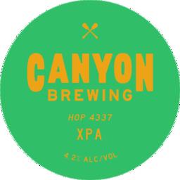 Photo of Canyon Brewing Xpa330ml 6pk