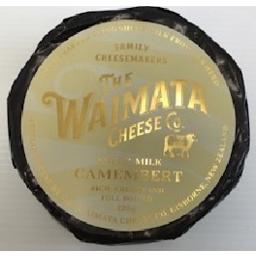 Photo of Waimata Sheep Milk Camembert 125g
