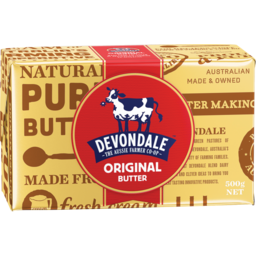 Photo of Devondale Butter 500g