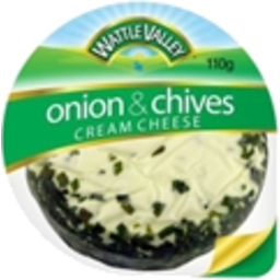 Photo of W/V Onion/Chiv Crm Cheese 110g