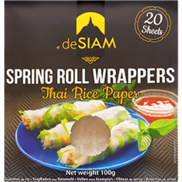 Photo of Desiam Spring Roll Wrapper 100gm
