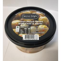 Photo of G/Del Marin Olives Chilli Garlic 220gm