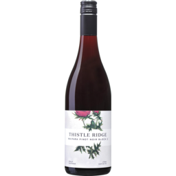 Photo of Thistle Ridge Pinot Noir 750ml