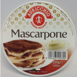 Photo of Auricchio Mascarpone