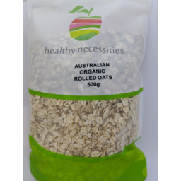 Photo of Healthy Necessities Organic Rolled Oats