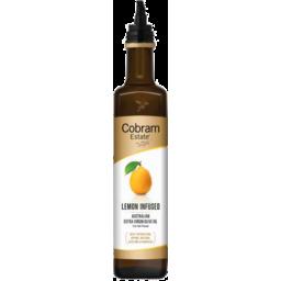 Photo of Cobram Estate Extra Virgin Olive Oil With Lemon Oil 250ml