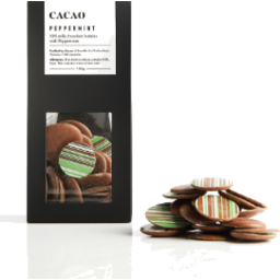 Photo of Cacao Petit Bites Mk Peppermint 100g