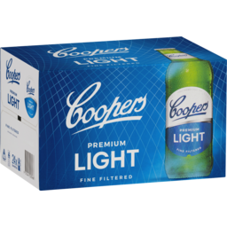 Photo of Coopers Premium Light Stubbies