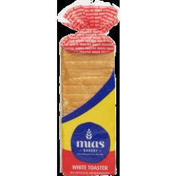 Photo of Mias White Toaster