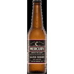 Photo of Mercury Cider Hard Bottles