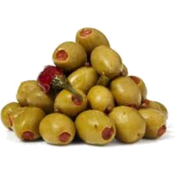 Photo of Olives Chilli & Garlic Stuffed