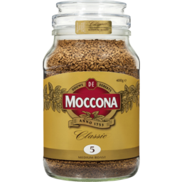 Photo of Moccona Coffee Instant Freeze Dried Classic Medium Roast 400g