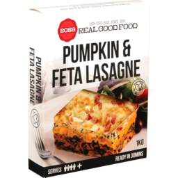 Photo of Rosa Roast Pumpkin Feta Lasagne