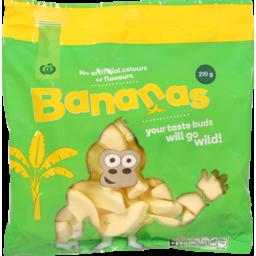 Photo of WW Bananas 210g