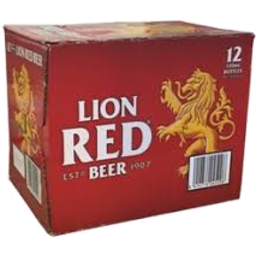 Photo of Lion Red 12 x 330ml Bottles