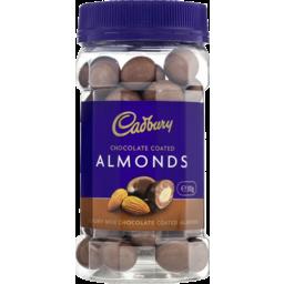 Photo of (T)(Sr)Cadbury Choc Almonds 310gm