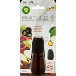 Photo of Air Wick Essential Mist Cinnamon And Crisp Apple Refill 20ml