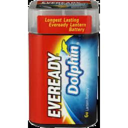 Photo of Eveready Dolphn Lantern 6v 1pk