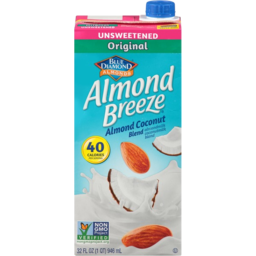 Photo of Blue Diamond Almonds Almond Breeze Almondmilk Coconutmilk Blend