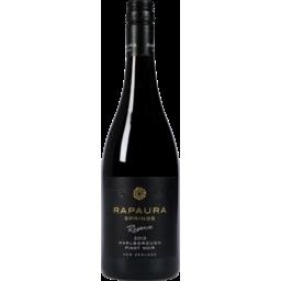 Photo of Rapaura Springs Reserve Pinot Noir 750ml